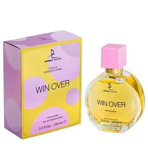 100 ml EDT 'Win Over' Oriental Fragancia Floral para mujer