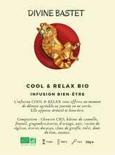 Charger l'image dans la galerie, Infusion COOL & RELAX BIO