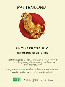 Infusion BIO ANTI-STRESS