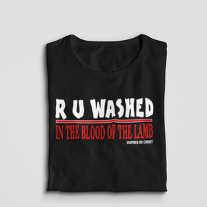 R U Washed T-shirt