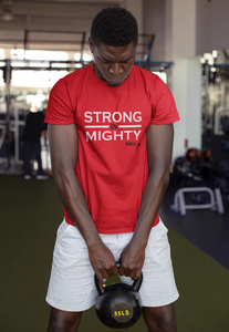 Strong & Mighty T-shirt