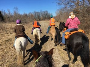 Trail Riding Etiquette
