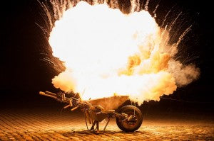 Horses and Fireworks: How to Keep Your Horse Safe