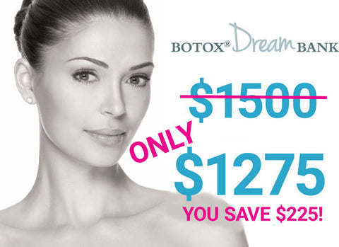 Botox Dream Bank