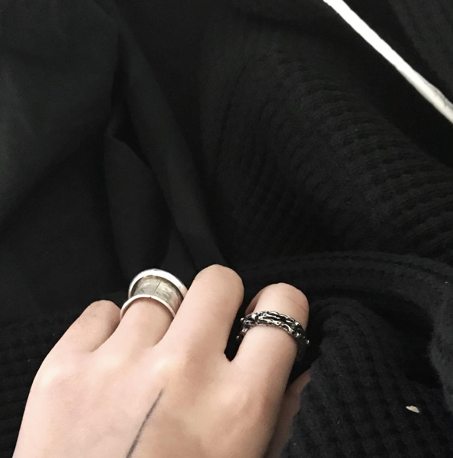 Linger Ring' 18aw
