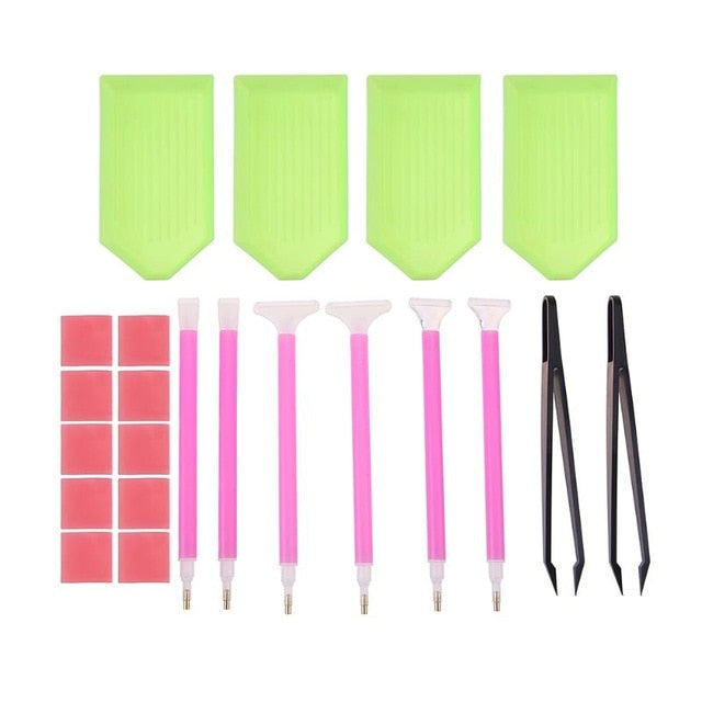 Diamond Tools Kit