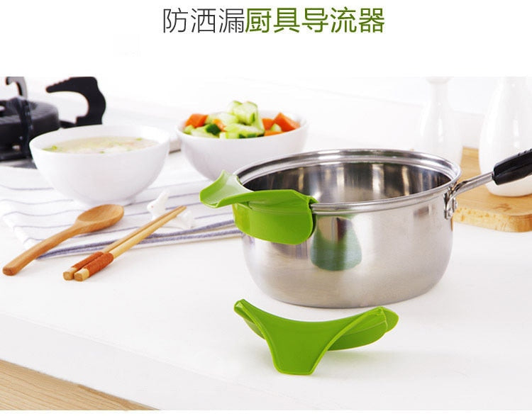 Kitchenware Deflector