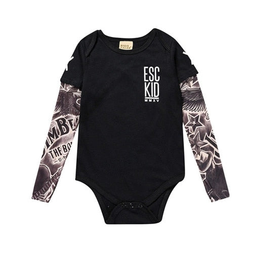Kids Tattoo Onesie