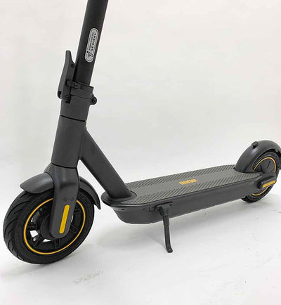 Riding the new Ninebot Max G30 Electric Scooter