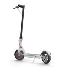 Load image into Gallery viewer, White Xiaomi m365 electric scooter buy from Scooter Hub