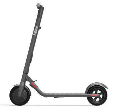 Grey Ninebot Segway E22 Electric Scooter | Scooter Hub