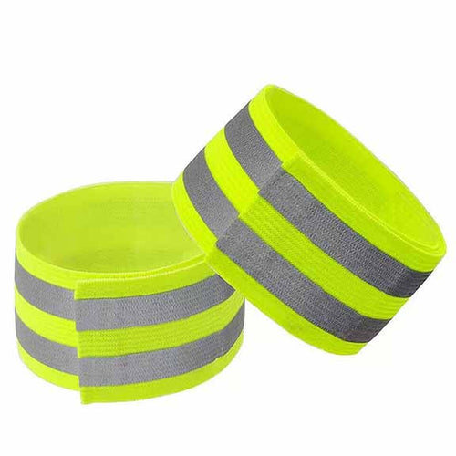 Reflective Arm Bands (Yellow)