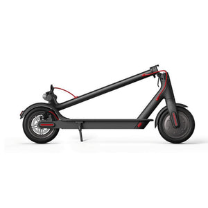 Folded Xiaomi m365 electric scooter buy from Scooter Hub