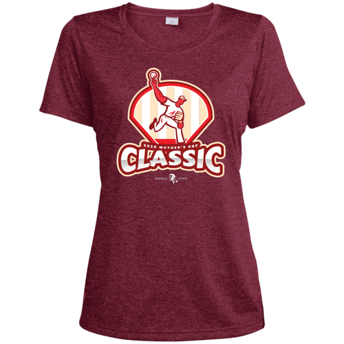 2020 Baseball Mother's Day Classic Women's Performance Tee