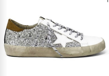 Sparkle Ginny Girl Tennis Shoes