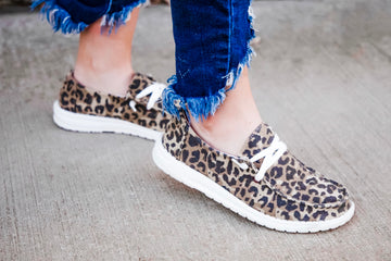 Gypsy Leopard Shoes