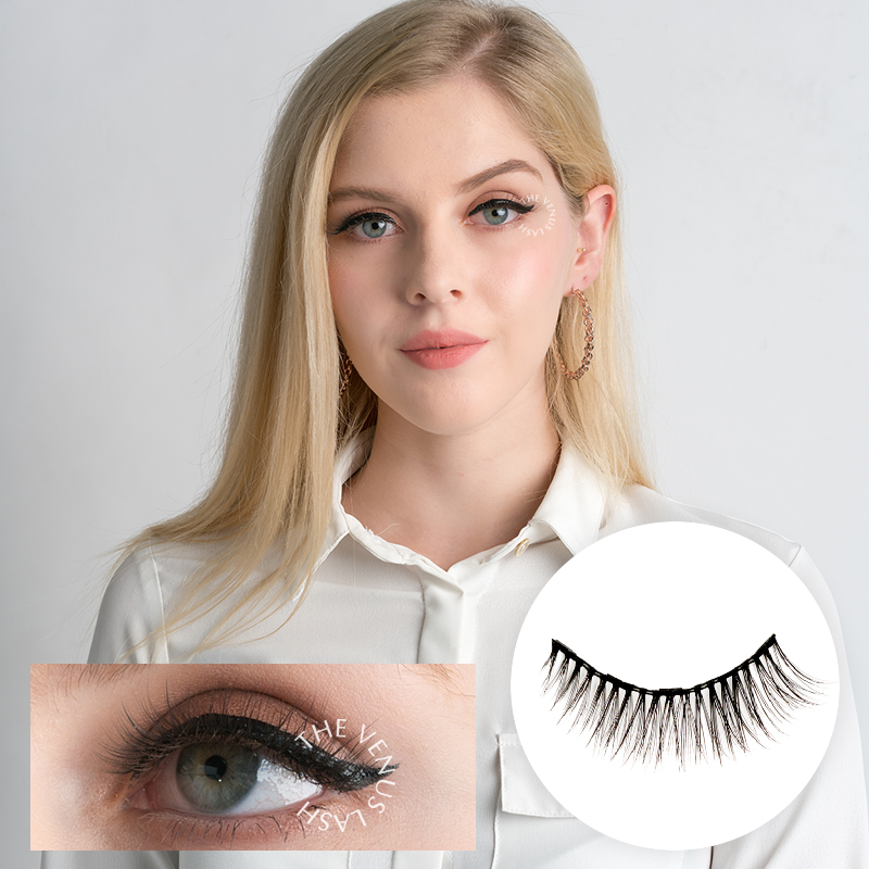 The Venus Lash™ Magnetic Eyelash & Eyeliner Kit (3 Pairs)