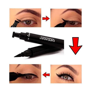 The Venus Lash 2-in-1 Wing Seal Stamp Eyeliner