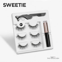 Load image into Gallery viewer, The Venus Lash Magnetic Eyelash & Eyeliner Kit