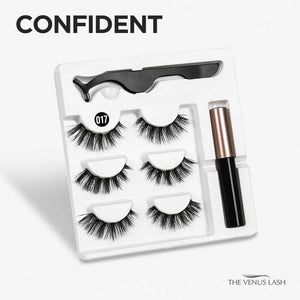 The Venus Lash Magnetic Eyelash & Eyeliner Kit