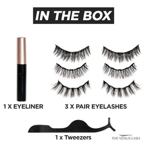 The Venus Lash Mix C (3 Pairs)