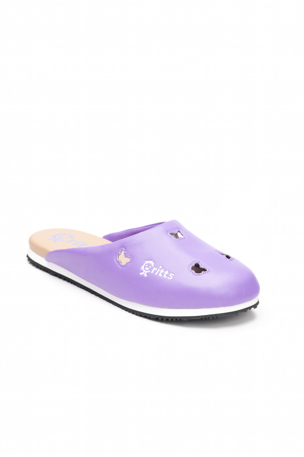 Women's Purple Butterflies