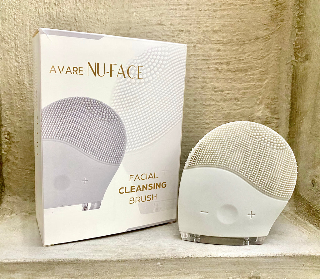 AVARE NU-FACE Facial Cleansing and Firming Massage Brush