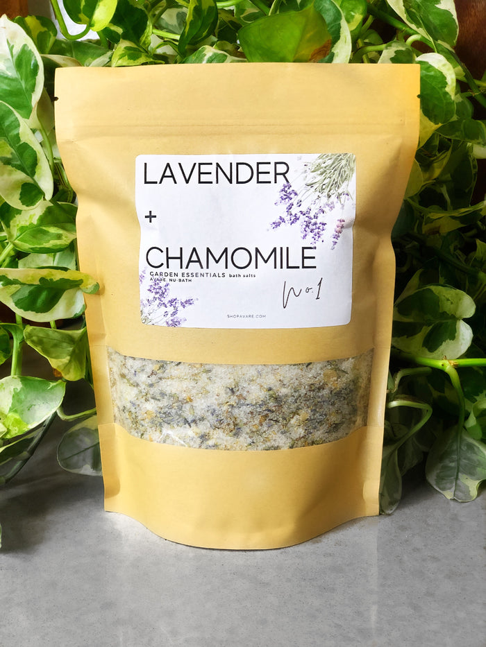 LAVENDER + CHAMOMILE (20oz Bag)
