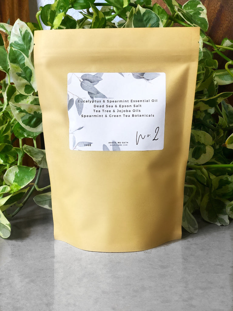 EUCALYPTUS + MINT TEA 20oz Bag