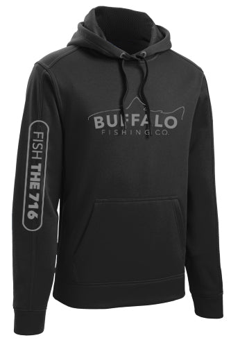 Buffalo - Performance Pullover Hoodie