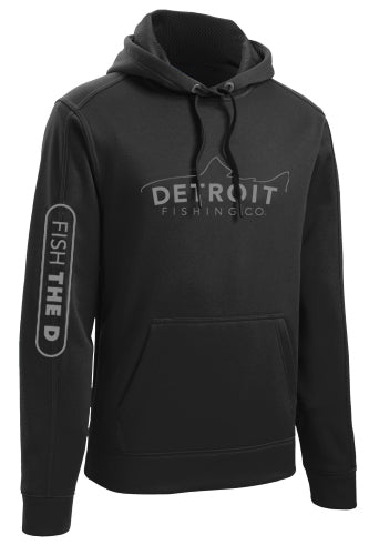 Detroit - Performance Pullover Hoodie