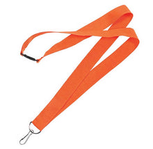 Load image into Gallery viewer, Orange Challenge Lanyard