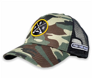 Pittsburgh - PGH X Hat - Camo / Black