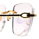 Cartier Custom C Decor CT0050O