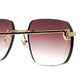 Cartier Custom C Decor CT0113O Gold