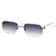 Cartier Custom C Decor CT0113O Silver