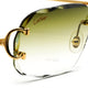 Cartier Custom Diamond Cut Piccadilly CT0092O Gold