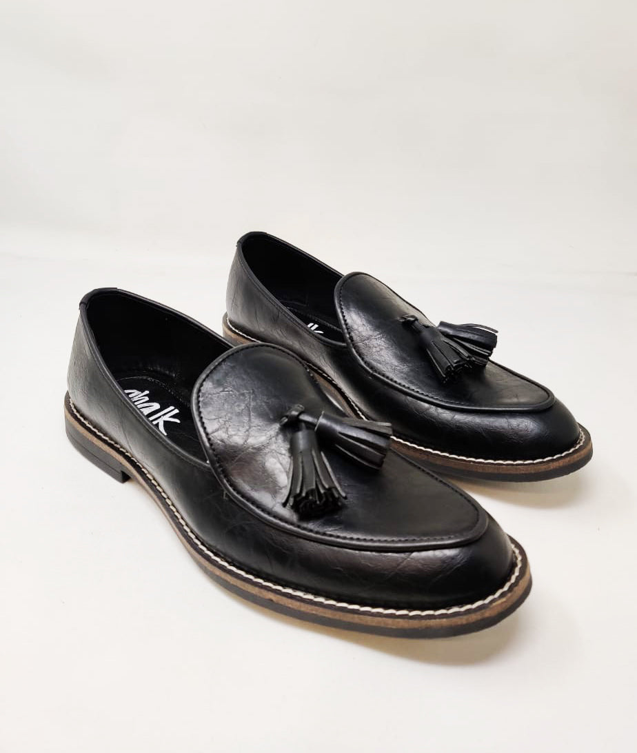 Karl Black Loafers