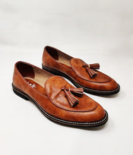 Load image into Gallery viewer, Karl Tan Loafers