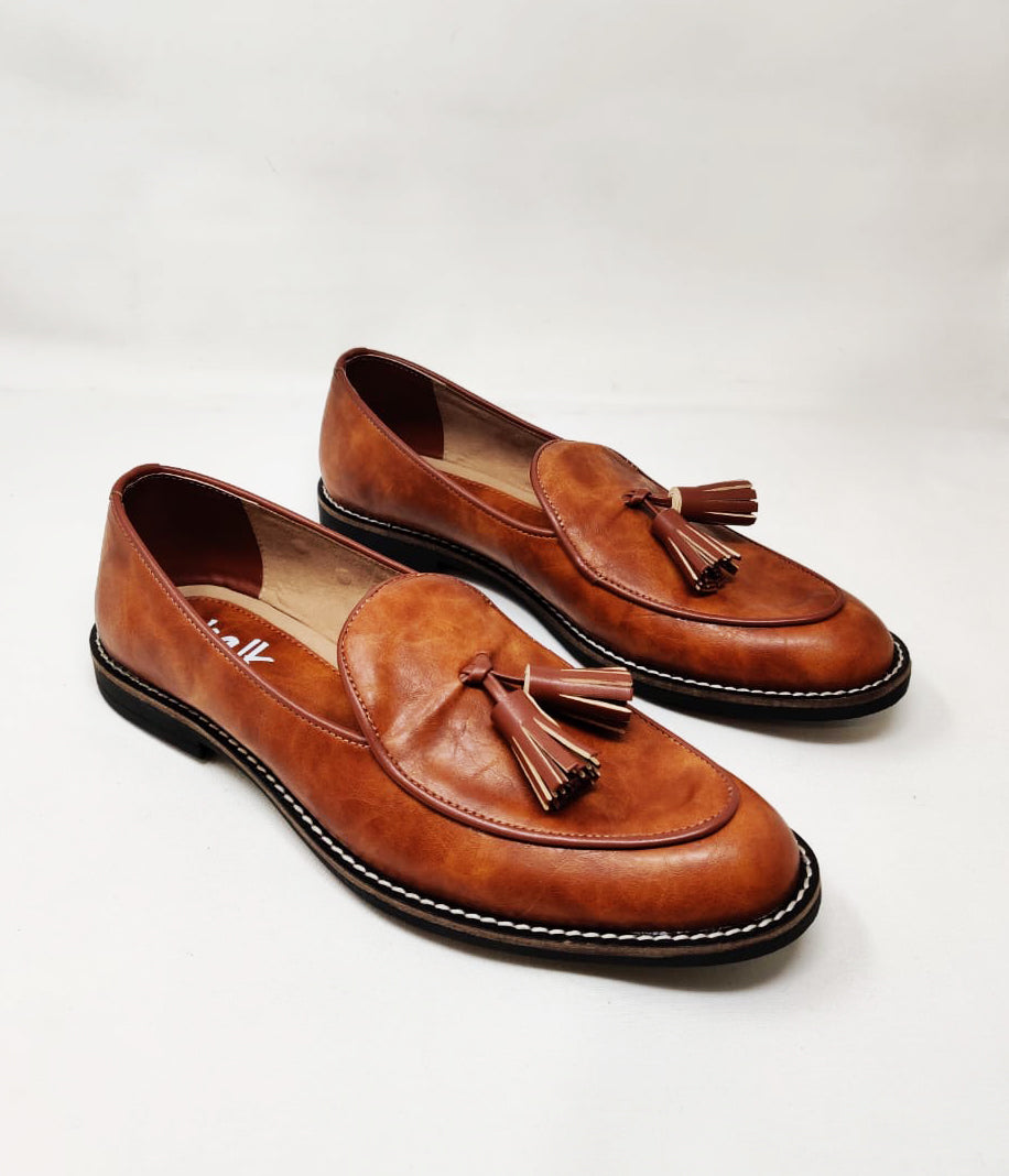 Karl Tan Loafers