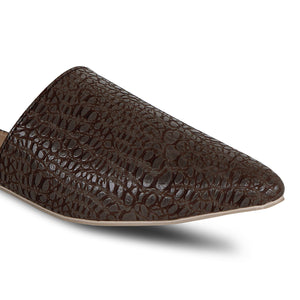 Zyna - Croco Walnut