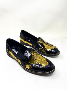 Bismans Sequin Loafers