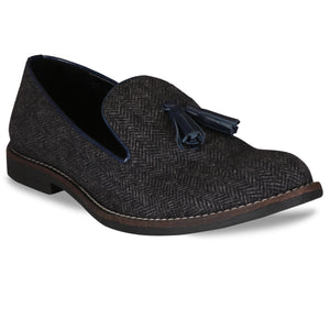 Bismans Tweed Loafers