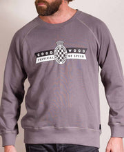 Load image into Gallery viewer, Festival of Speed Racing Colours Sweatshirt Grey