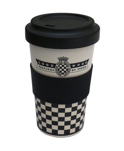 Festival of Speed Bamboo Travel Mug