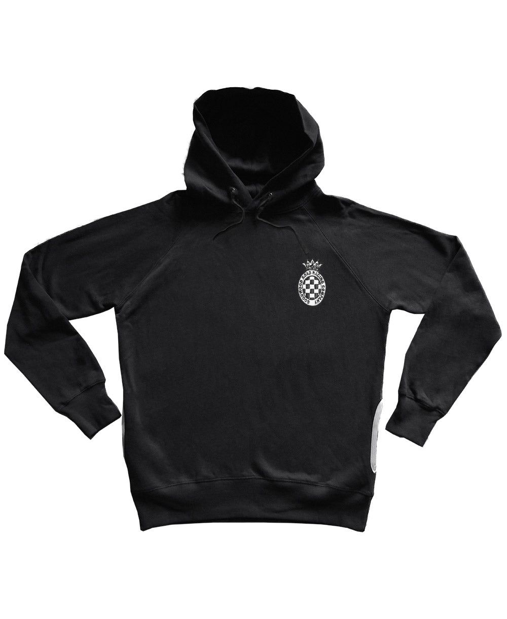 Goodwood Road Racing Company Hoody Black and White