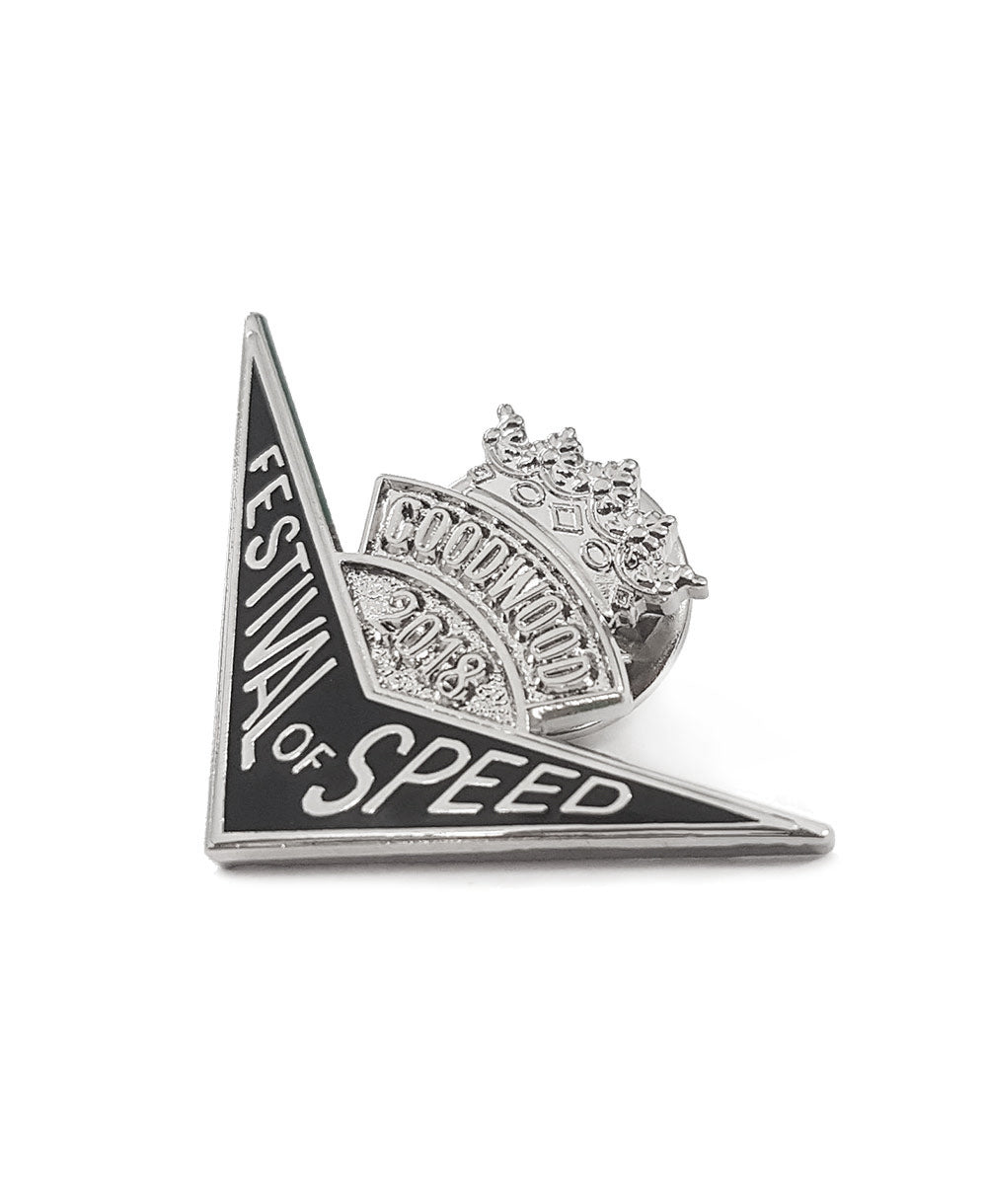 Festival of Speed Pin Badge 2018