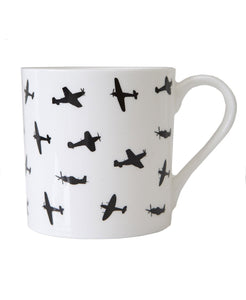 Goodwood Aerodrome Bone China Mug