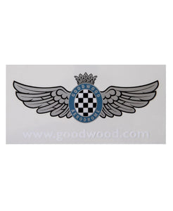 Goodwood Car Sticker Aerodrome