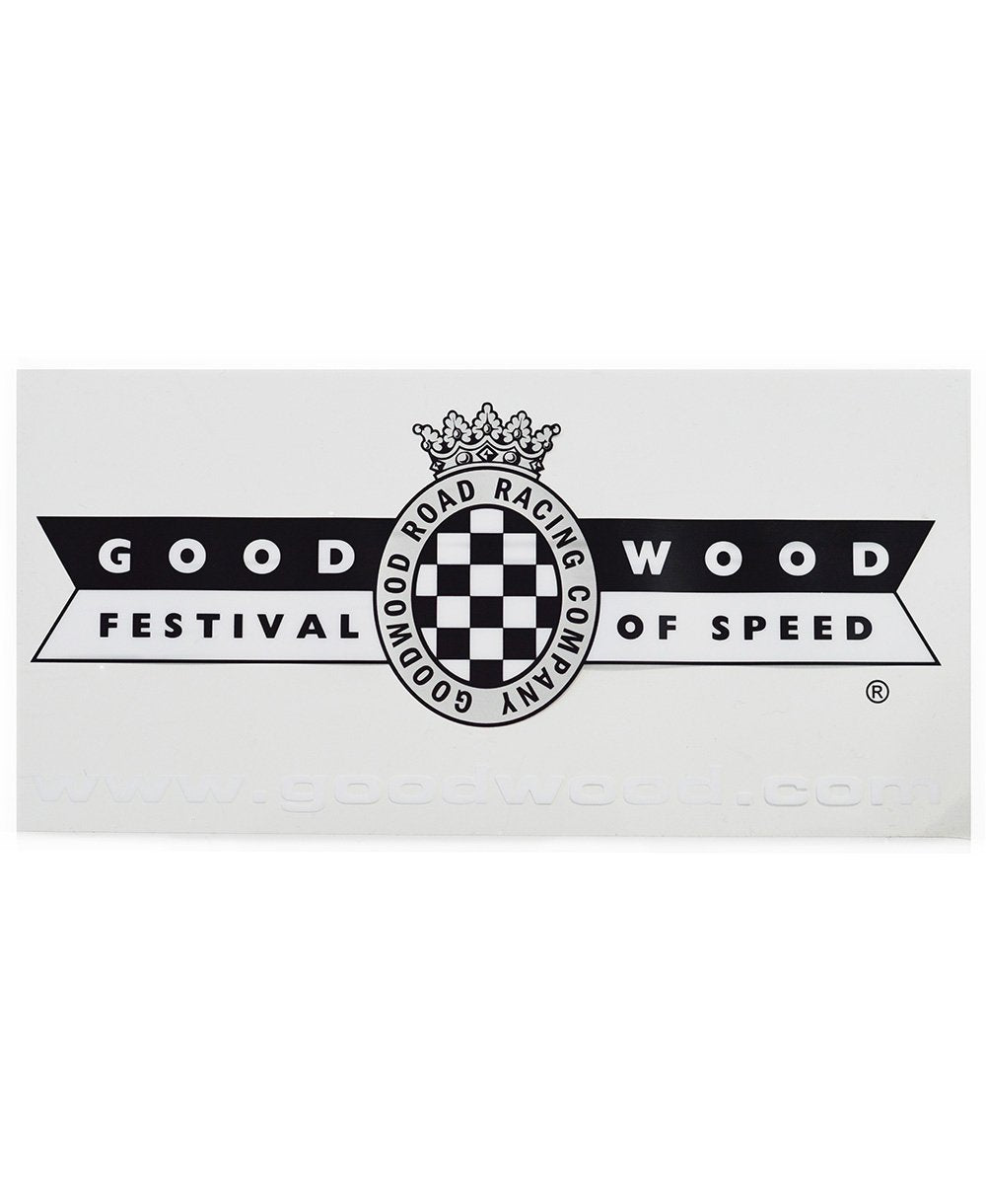Goodwood Car Sticker Festival Of Speed